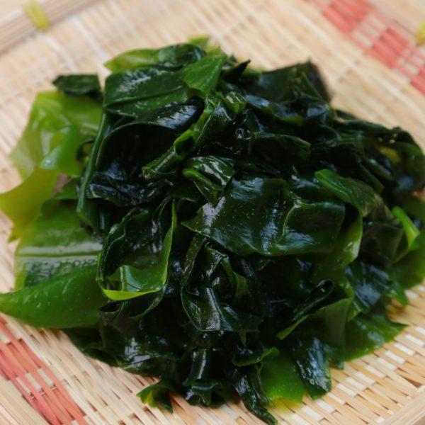 Le Wakamé une algue bio comme traitement anti-cancer naturel puissant